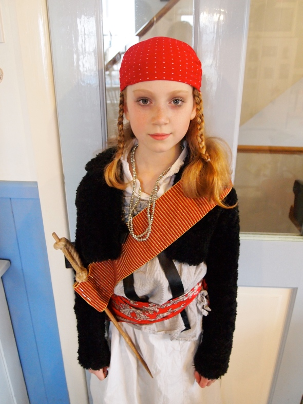 World Book Day - Elizabeth Swan