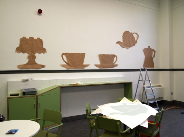 Cafe Wall Decals