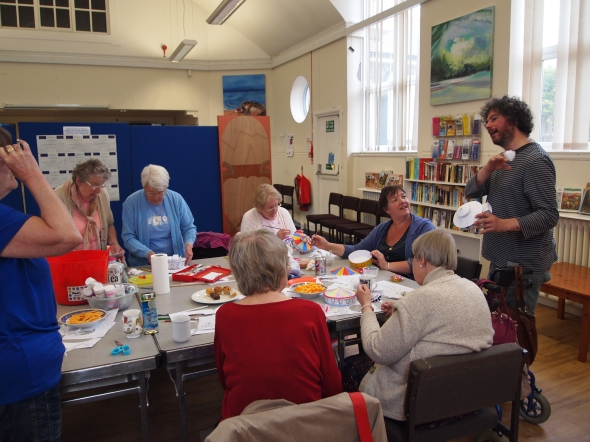 Art Club, Claremont Community Centre