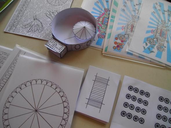 Spiegeltent templates
