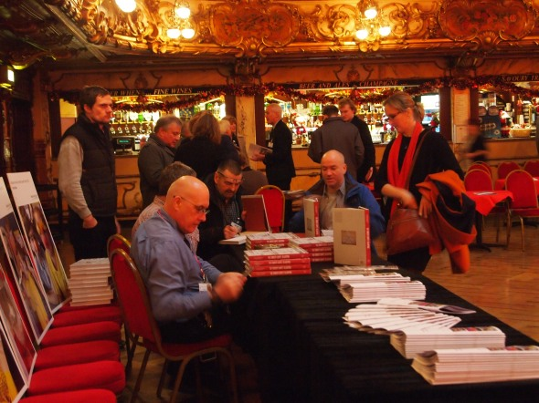 Book signing by Gordon Young and Andy Altmann