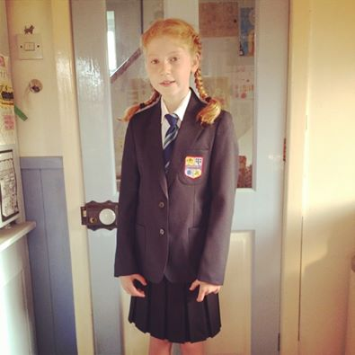 First day of Secondary School!