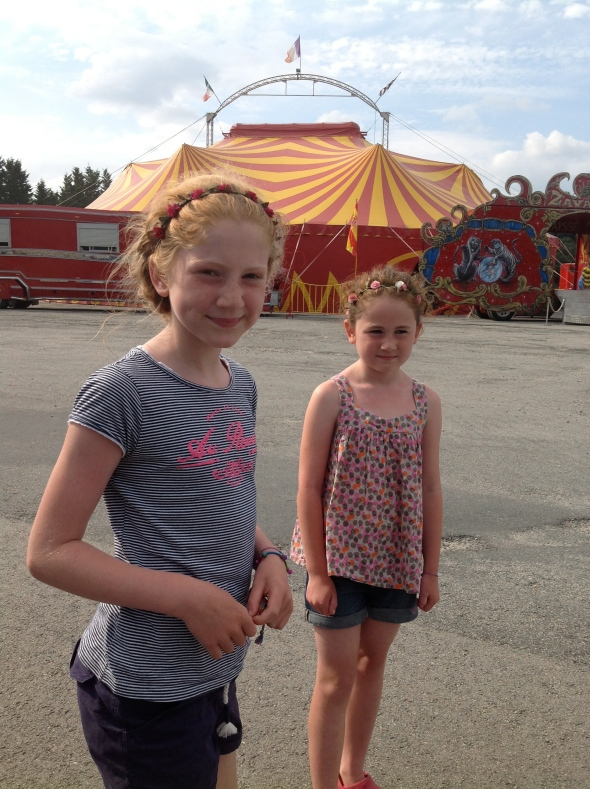 French Circus at Pontivy