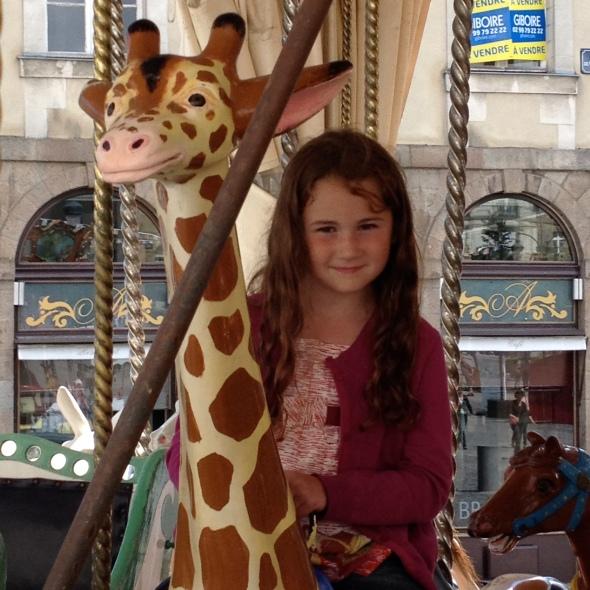 Carousel in Vannes
