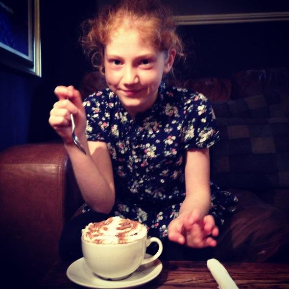 Girlie treat at the Emporium