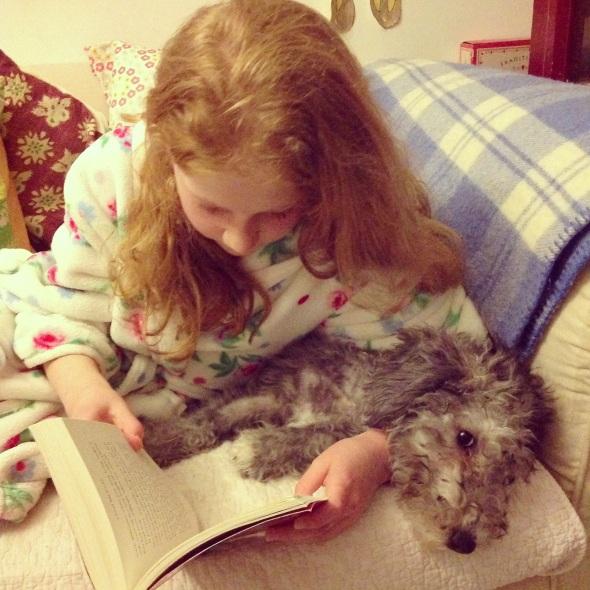 Bedtime story Gangsta Granny!