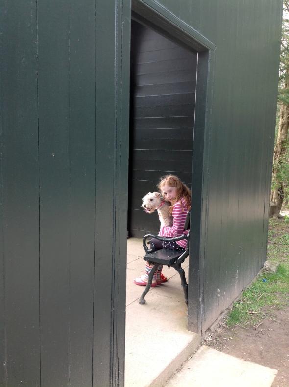 Anne Boleyn's seat, Studley Royal water gardens