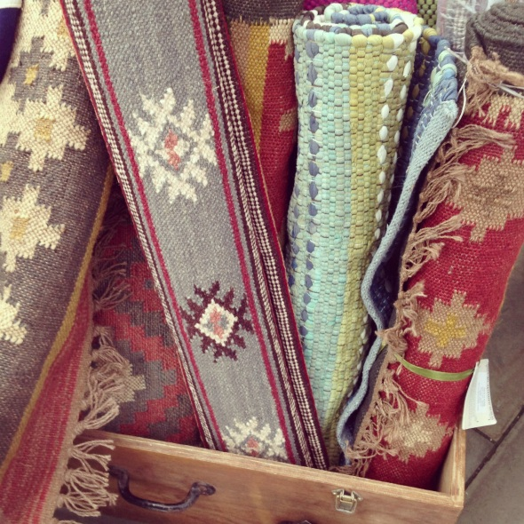 Fairtrade rugs