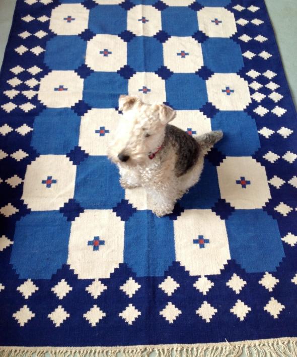 Gigantic kilim  rug £20