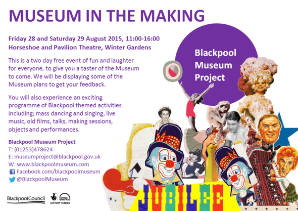 Museum in the Making flyer digital